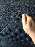 Composite Rubber Floor (Multiple Sizes and Thickness')