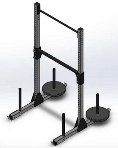 multi-funtional squat stand B