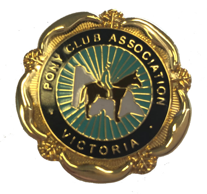 Badge - Pony Club Members