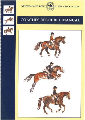 Coaches Resource Manual