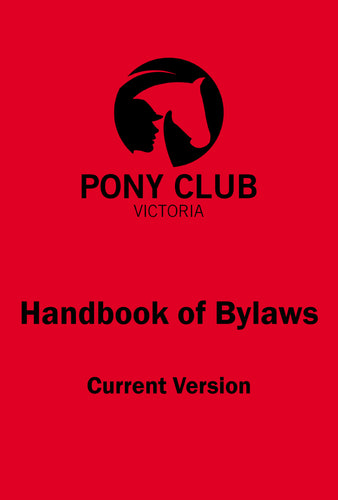 RULES - Handbook of Bylaws