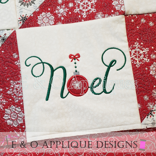 ITH Christmas Quilt Block Set