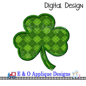 Clover Applique Design 2
