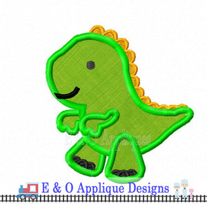 Dino Applique Design