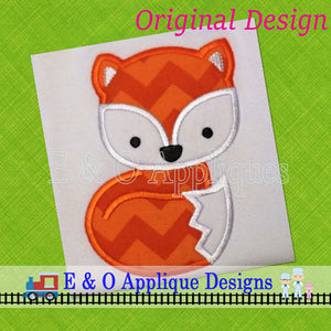 Fox Applique