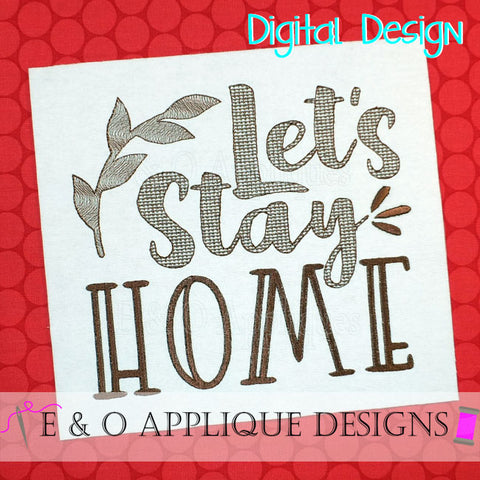 Home Decor Embroidery Design