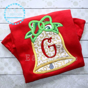 Bell Applique Design