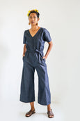 Rachana Jumpsuit - Denim