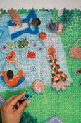 Eco-Friendly Jigsaw Puzzle - Picnic (1000 Pieces)