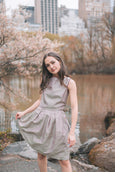 Handwoven Silk Suzy Dress
