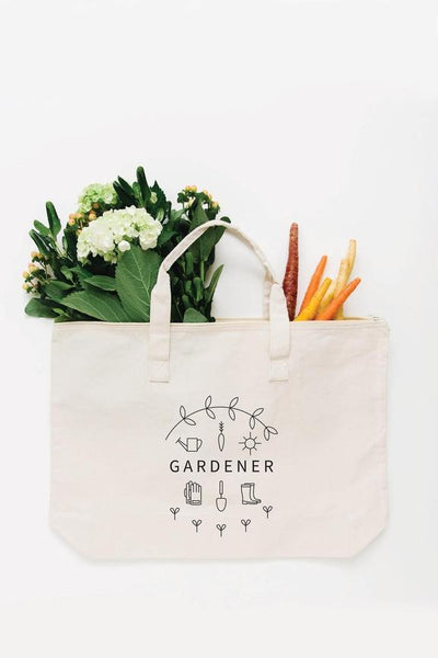 Gardener Tote Bag - Large