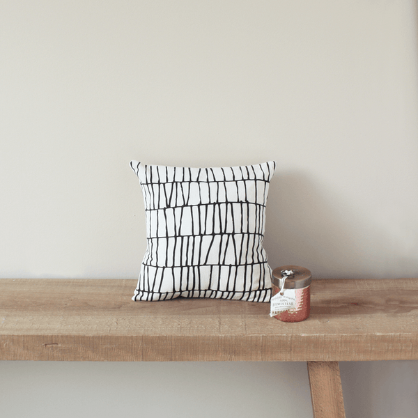 Thatch Organic Cotton Pillow