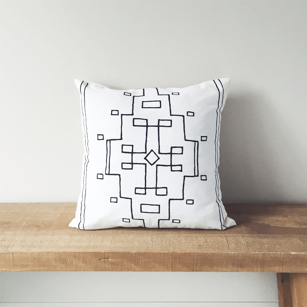 Nevada Organic Cotton Pillow