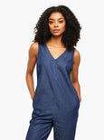 Charvee Relaxed Jumpsuit Chambray