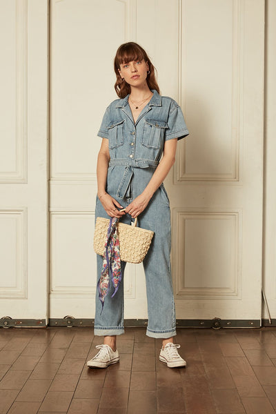 The Westley Denim Coverall