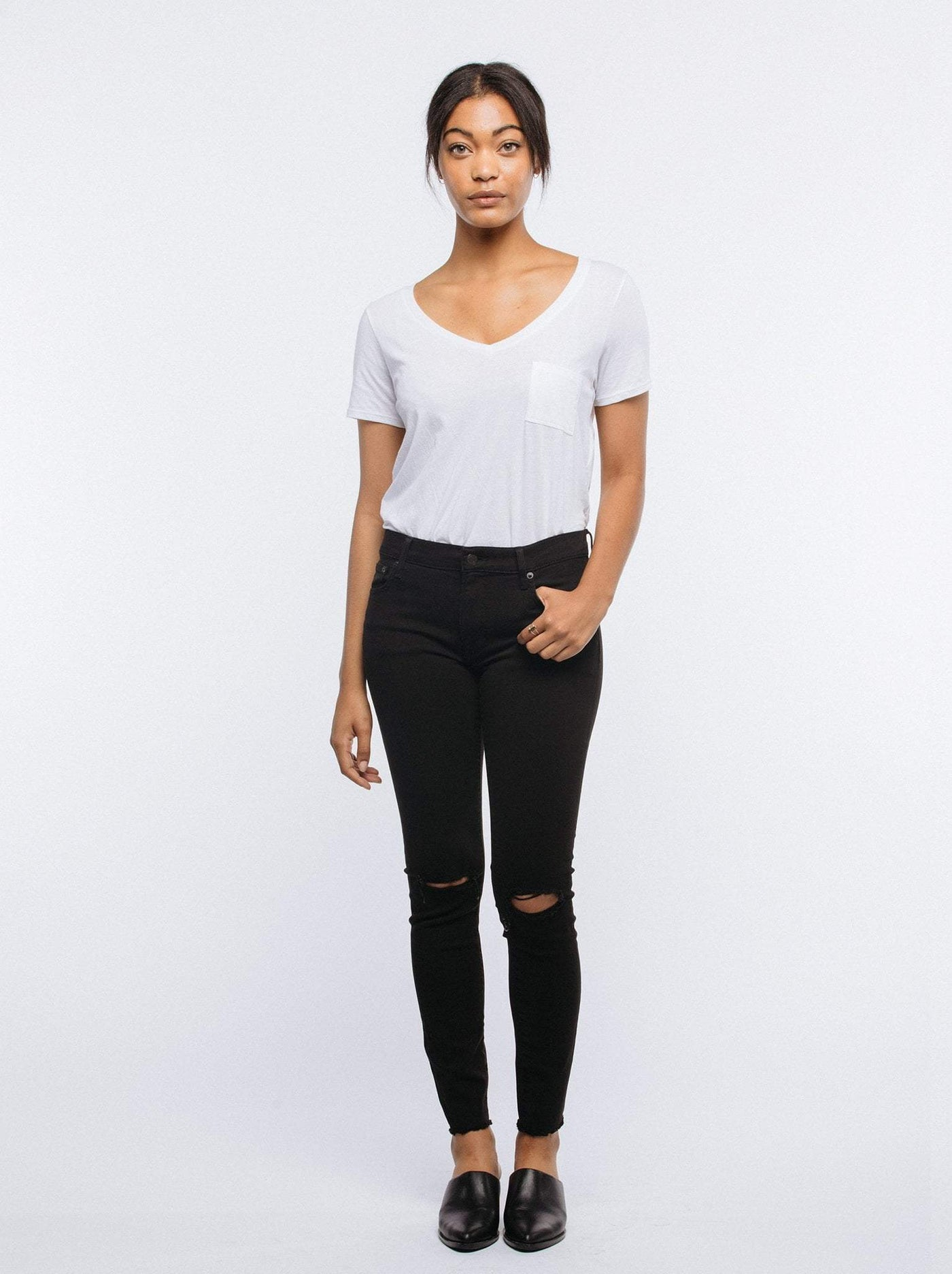 The Angie Skinny Jean