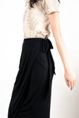 Lotus Wrap Skirt