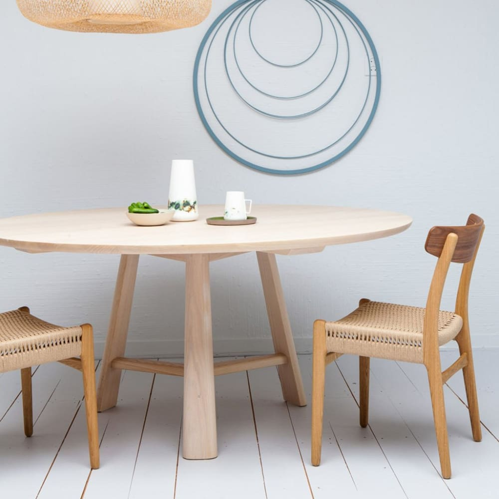 GRUT 3 Dining table【SlowWood】 - kiko+ and gg*