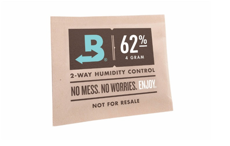 10 Boveda Packs | Cannabis Humidity Packs | 62% Relative Humidity | 4 Gram Packs