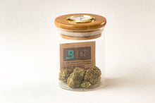 Load image into Gallery viewer, Small StashhJar | High-End Cannabis Stash Jar | Built-in Hygrometer