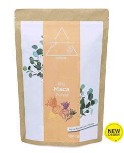 ingenious nature® Bio Maca Pulver Mix