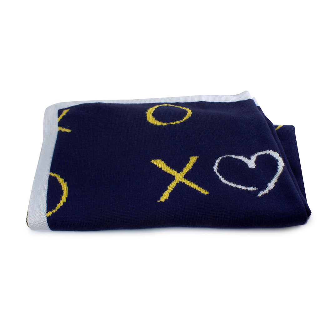 Night Sky Bamboo Knit Blanket - Bubba Blue Australia