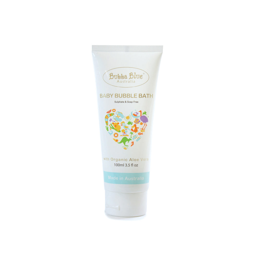 Baby Bubble Bath - Sulphate & Soap Free