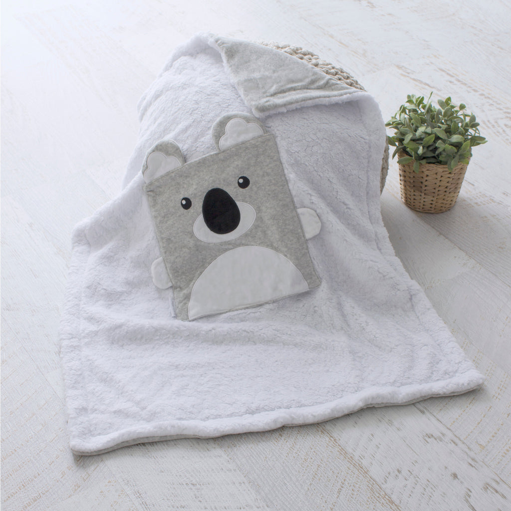 Aussie Animals Koala Novelty Blankie