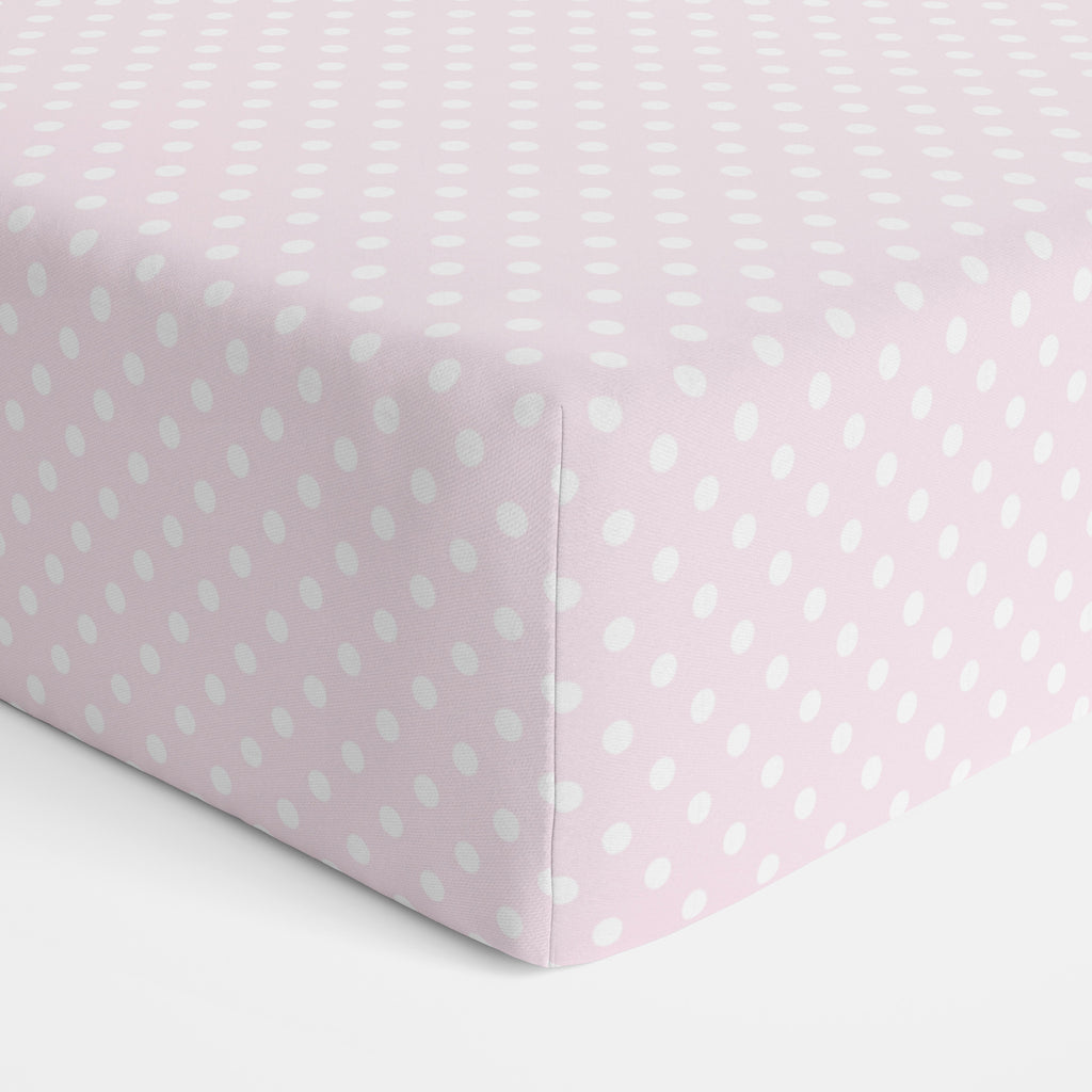 24 polkadots pink sheet close up.jpg