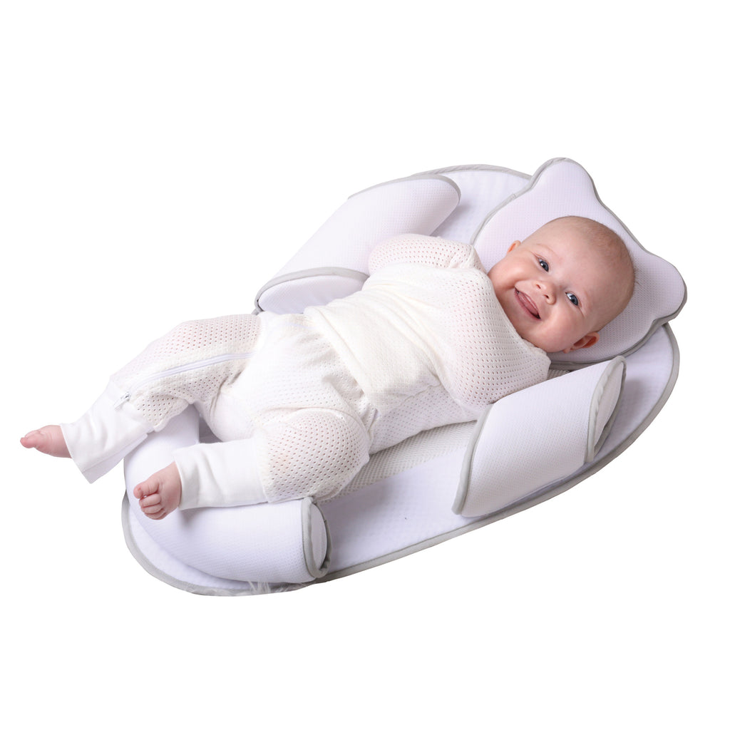 Air+ Infant Sleep Positioner with Head Rest - Bubba Blue Australia
