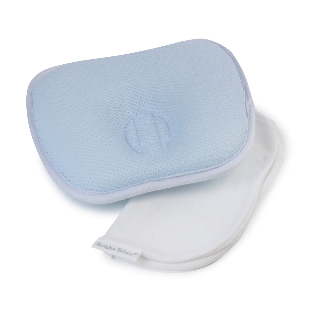Breathe Easy® Infant Head Rest -Blue - Bubba Blue Australia