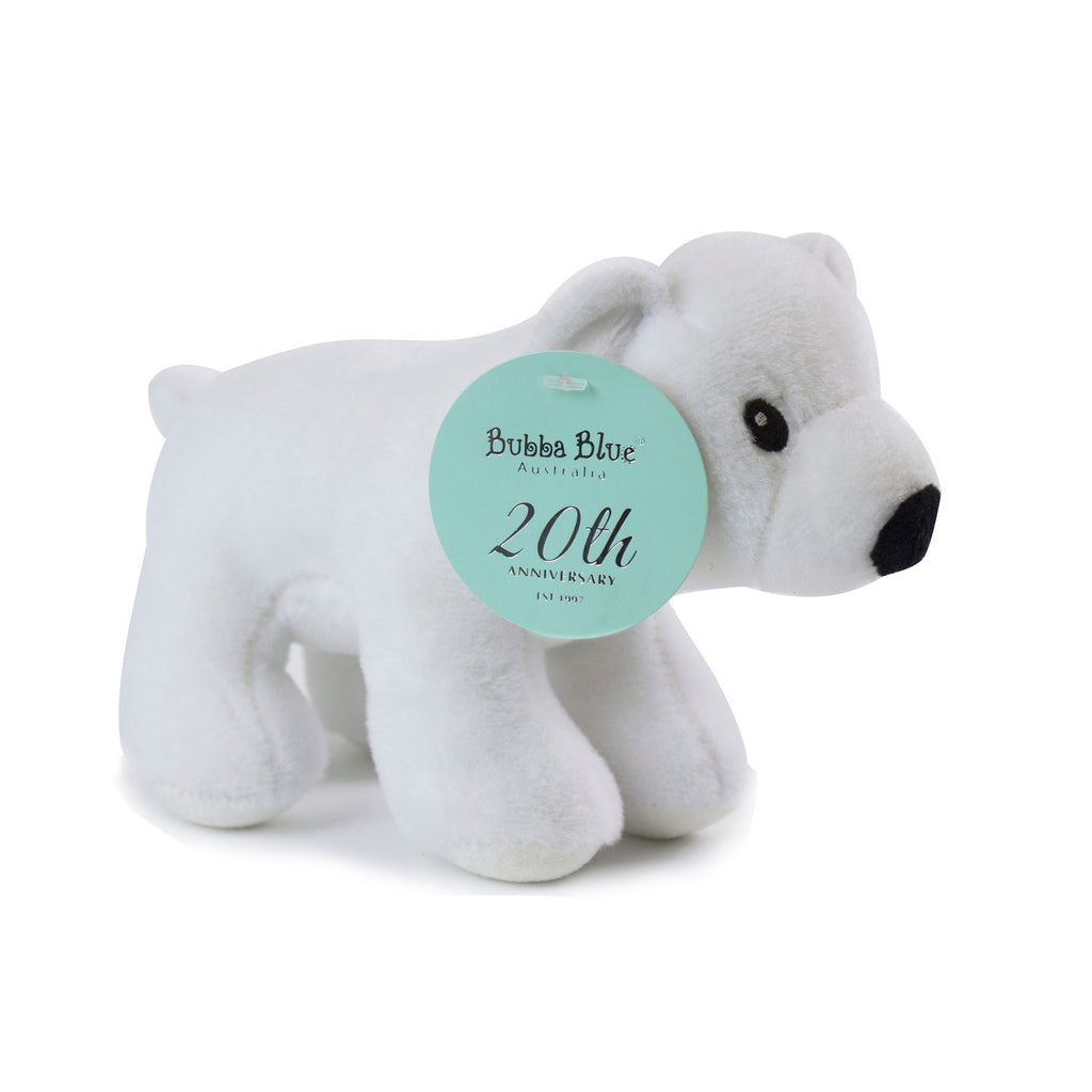 Buy One Get One Free Polar Bear Plush Toy - Bubba Blue Australia