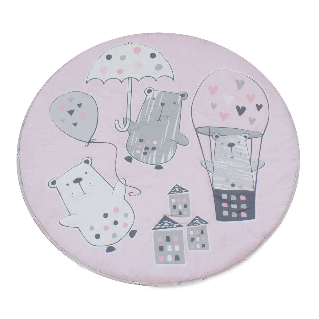 Beary Sweet Round Playmat - Bubba Blue Australia