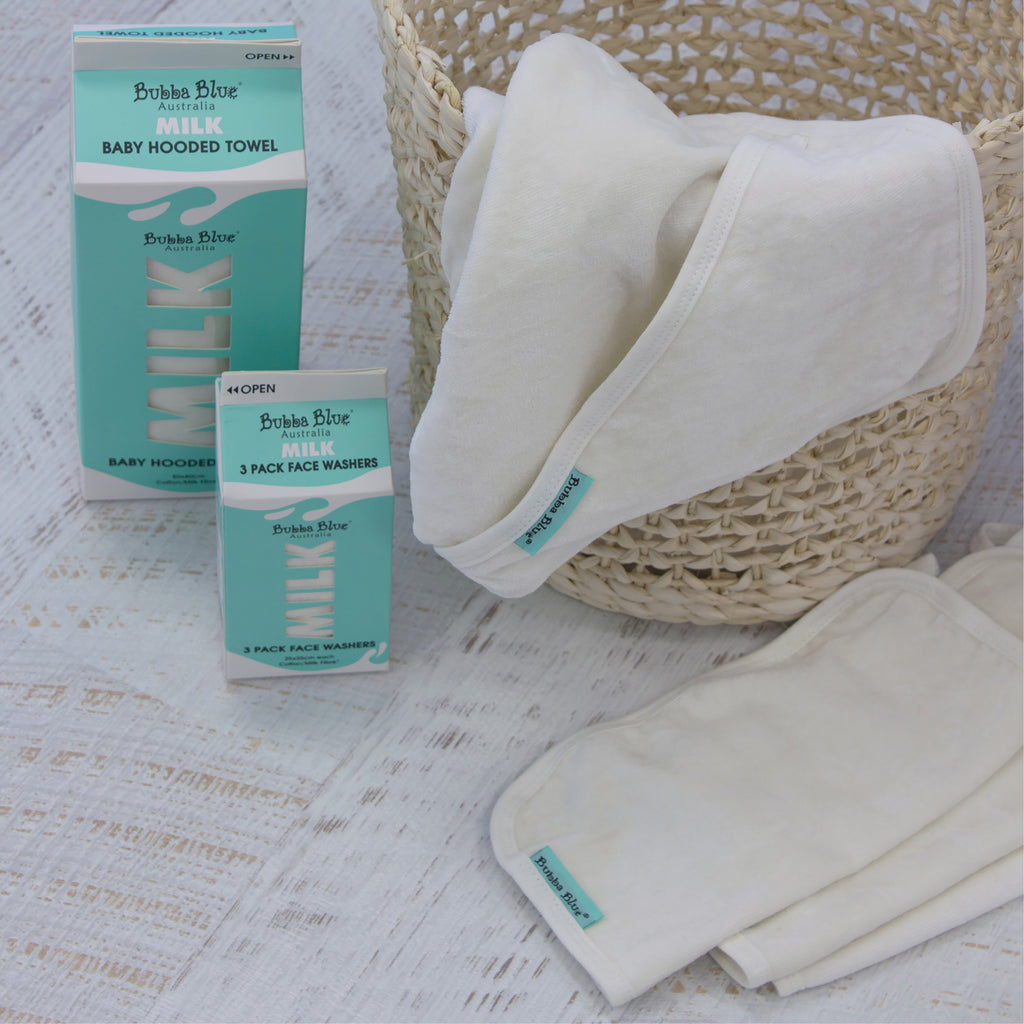 hooded towel and facewashers milk 2.jpg