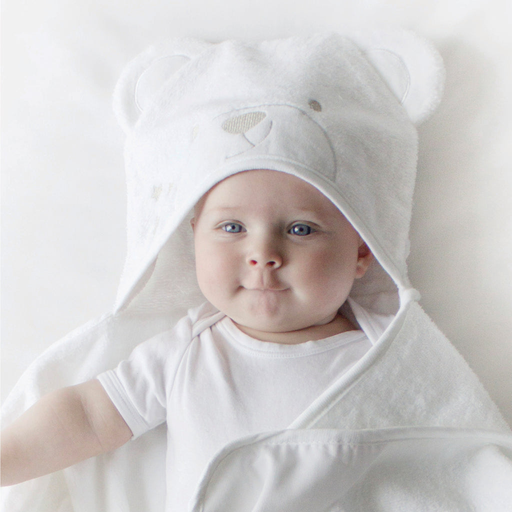Wish Upon a Star Novelty Hooded Bath Towel - Bubba Blue Australia