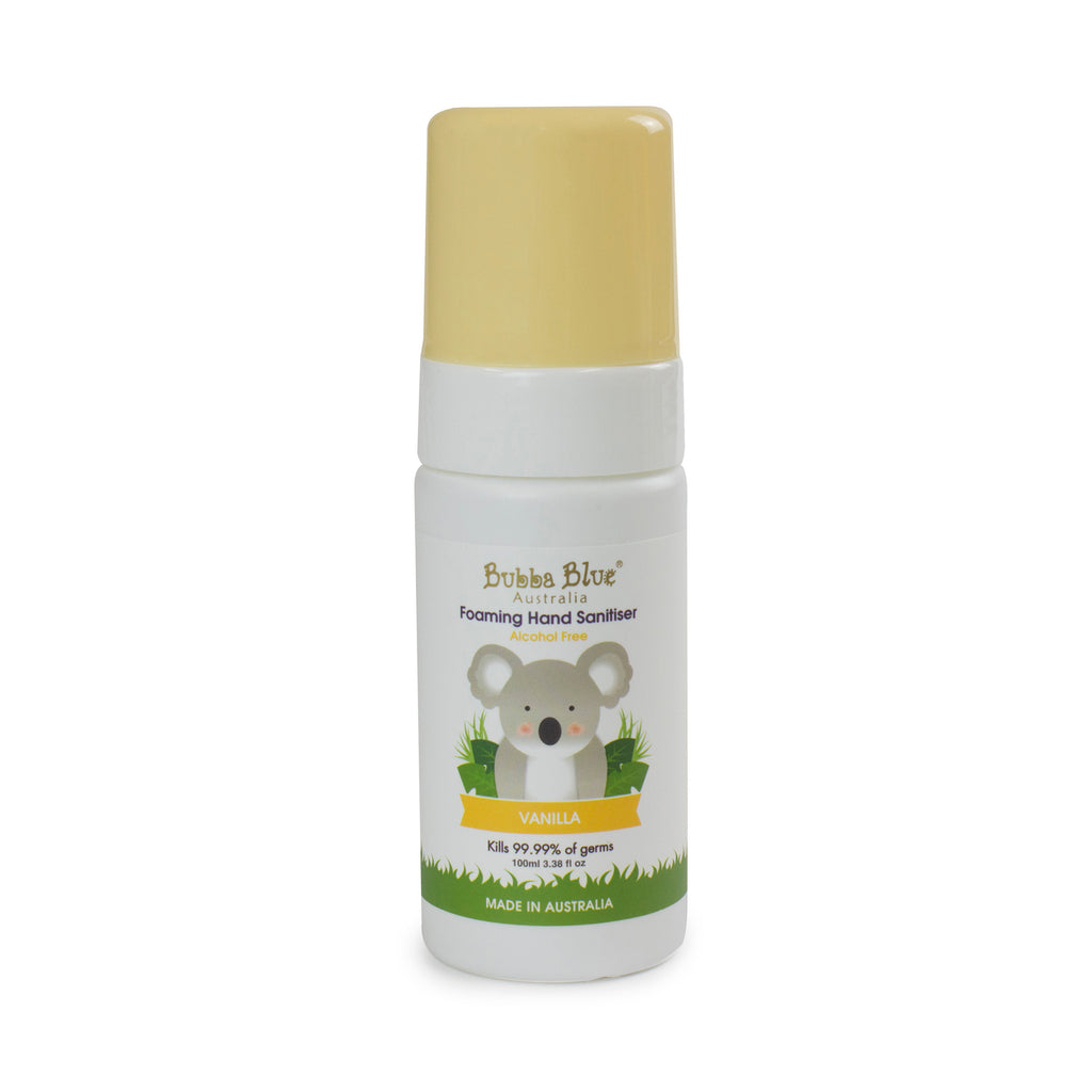 Alcohol Free Vanilla Hand Sanitiser 100ml