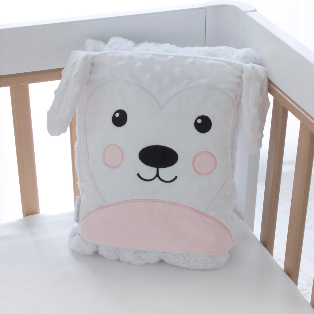 Aussie Animals Sheep Novelty Blankie