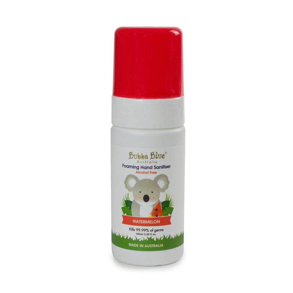 Alcohol Free Watermelon Hand Sanitiser 100ml