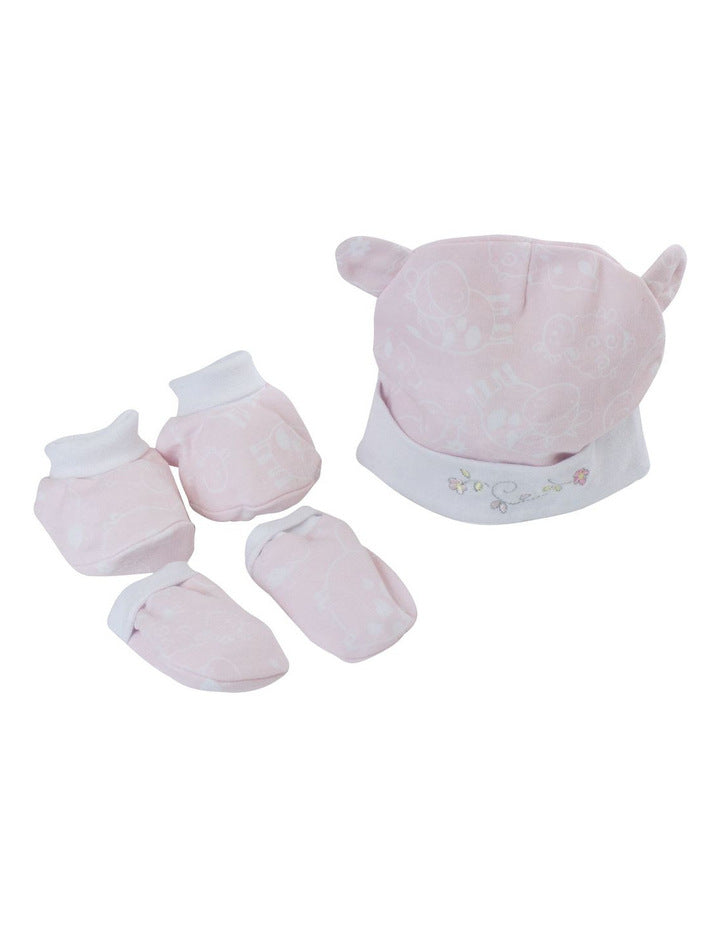 Sweet Daisy 3pcs Newborn Layette Set