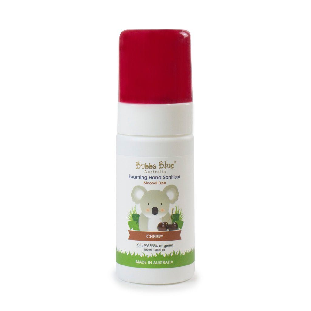 Alcohol Free Cherry Hand Sanitiser 100ml