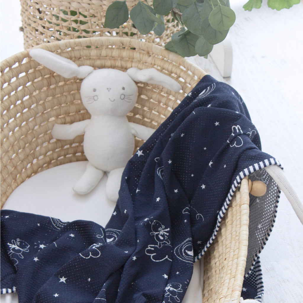 Air+ Swaddle Wrap Wish Upon A Star