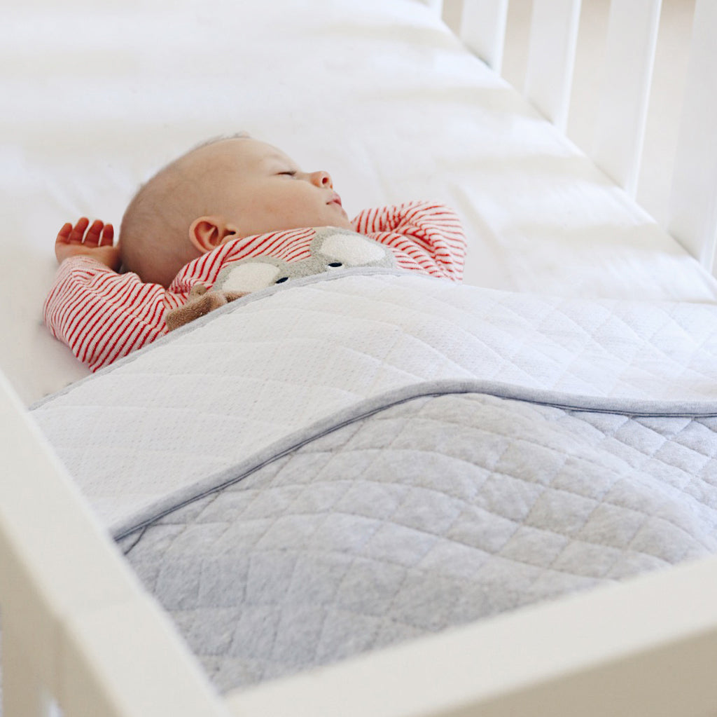 Breathe Easy® 1.0 Tog Sleep Pouch - Standard / Large Cot