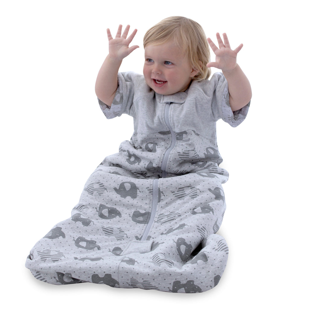 Petit Elephant 2.5 Tog Convertible Sleeping Bag - Bubba Blue Australia