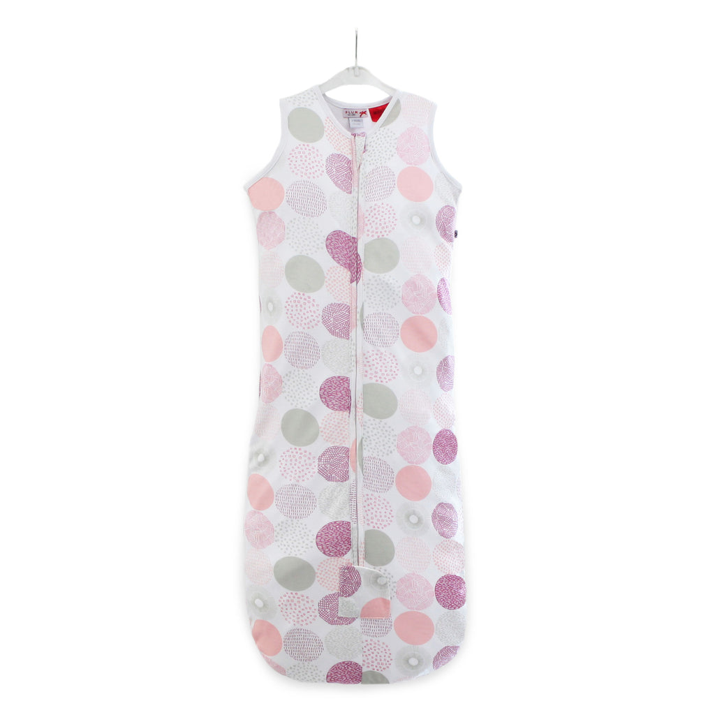 Buy One Get One Free Plum 1.0 TOG Bamboo Jersey Sleep Bag 6-18 Months