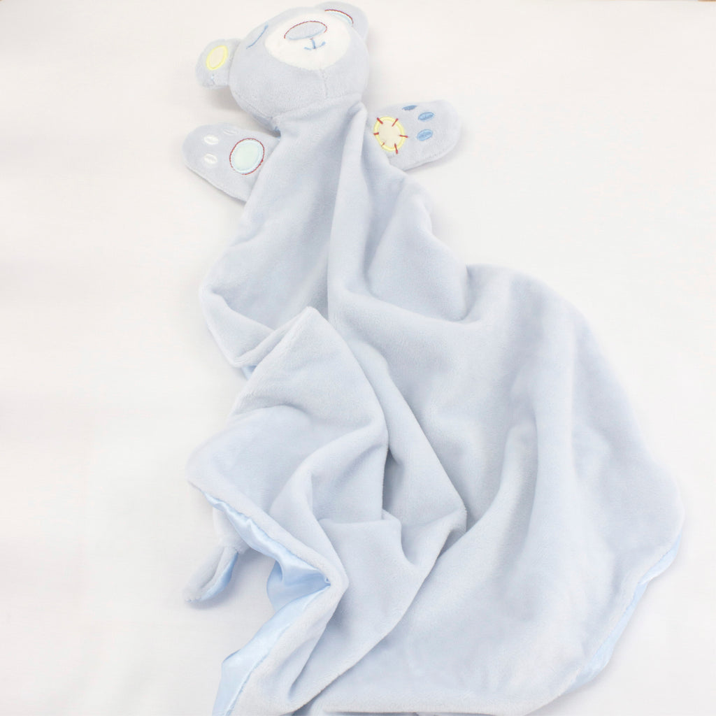 Blue Bear Security Blanket