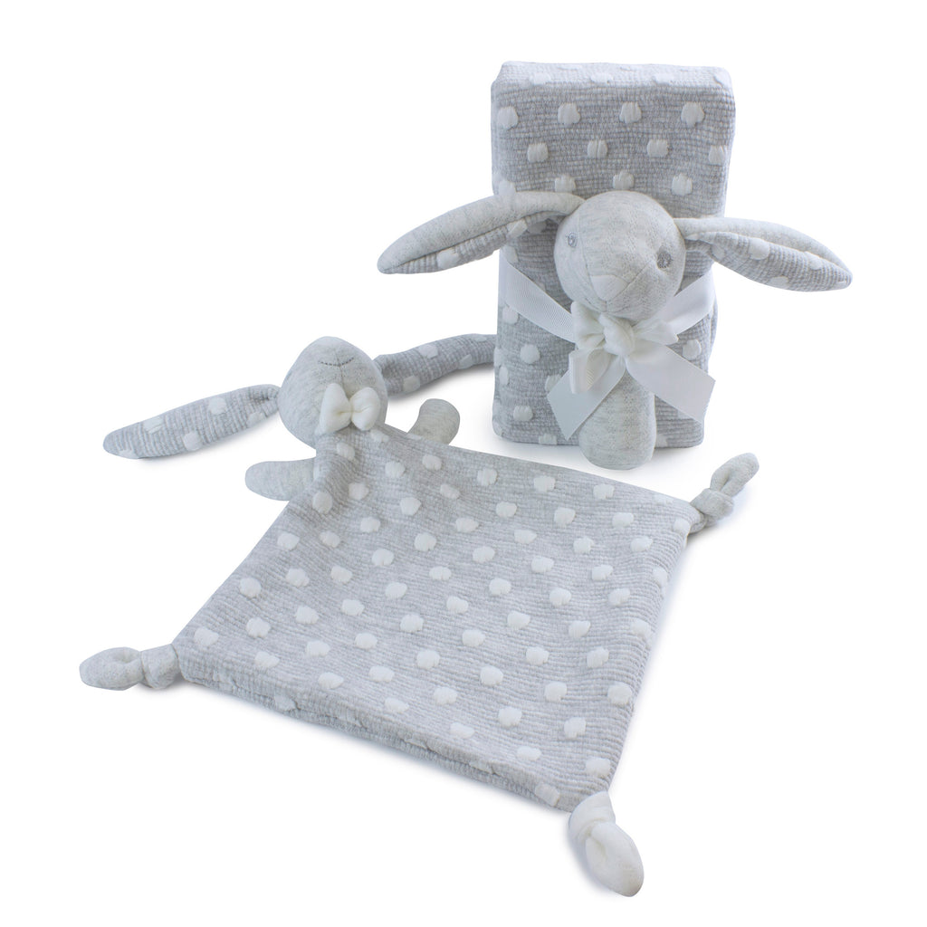Sweet Dreams 3pcs Baby Gift Set - Grey - Bubba Blue Australia