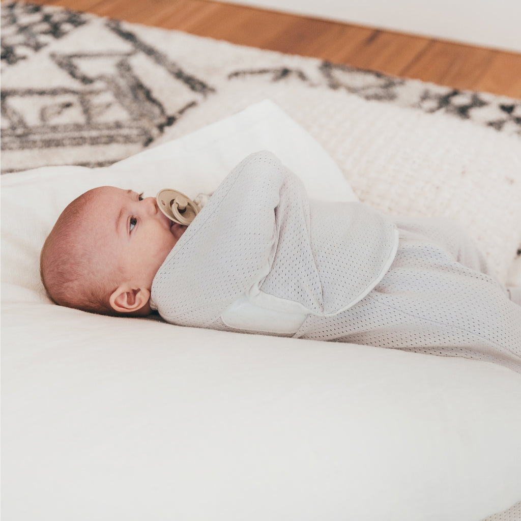 Air+ Swaddle Suit Grey