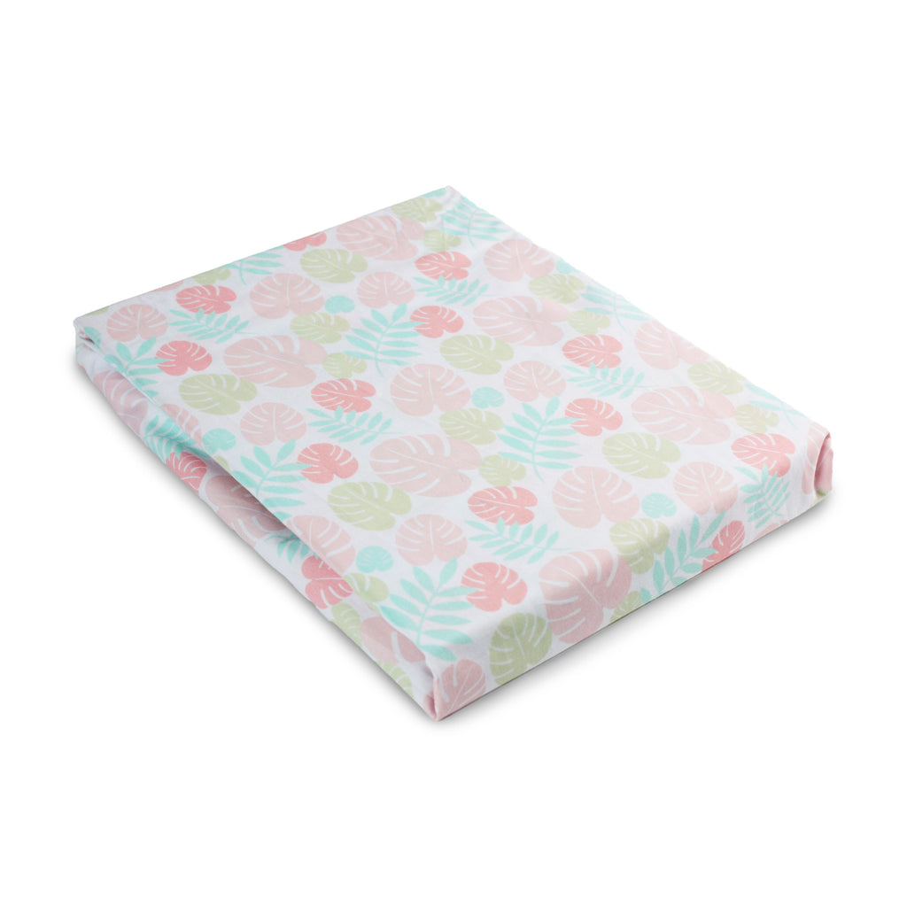 Island Baby Cot Fitted Sheet - Bubba Blue Australia