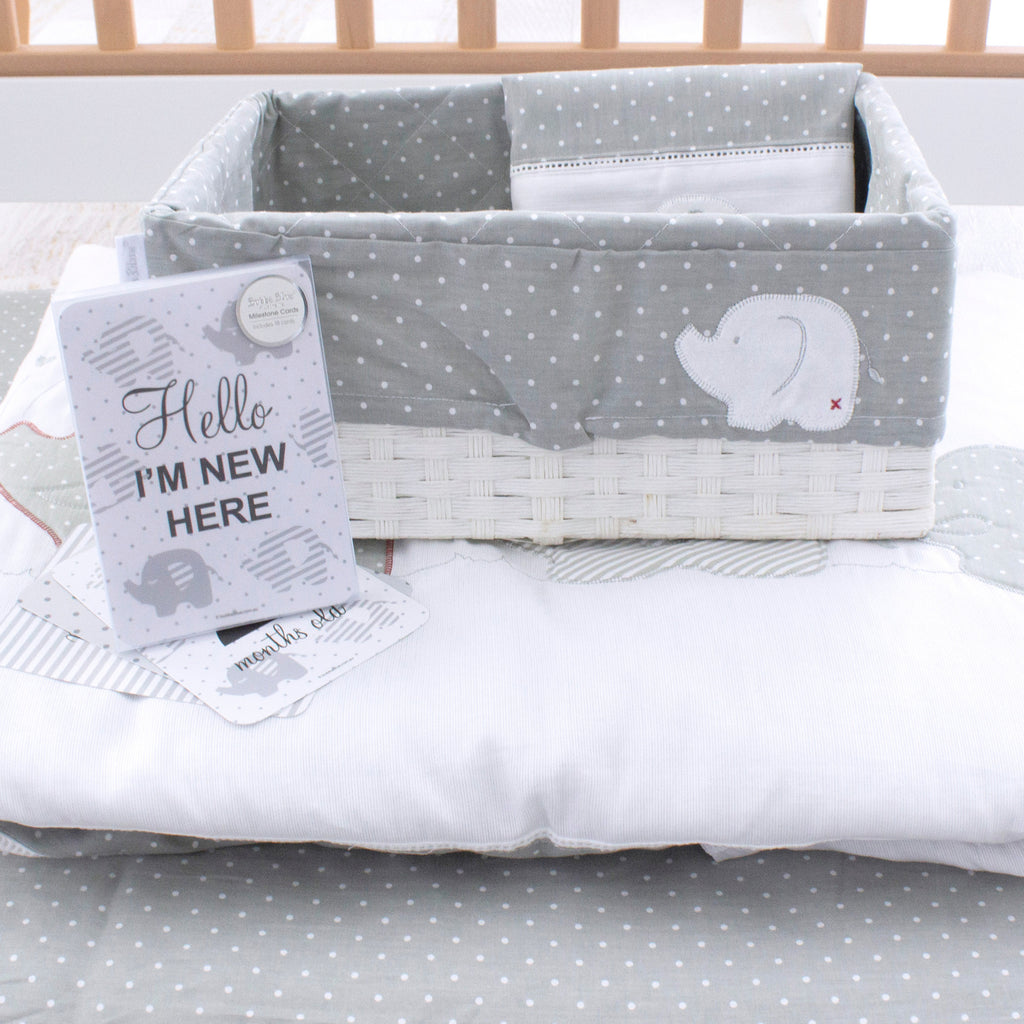 Petit Elephant 6 piece Gift Set
