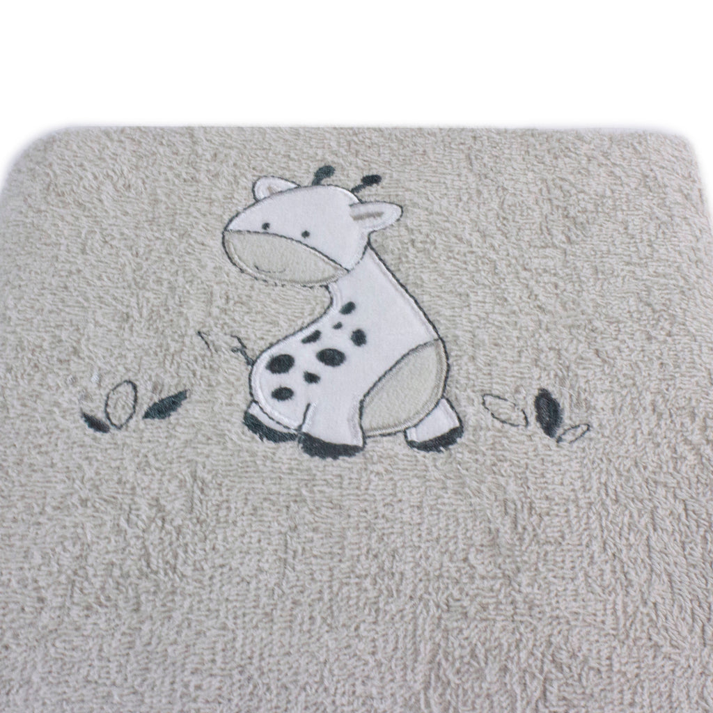 Grey Playtime Bath Towel